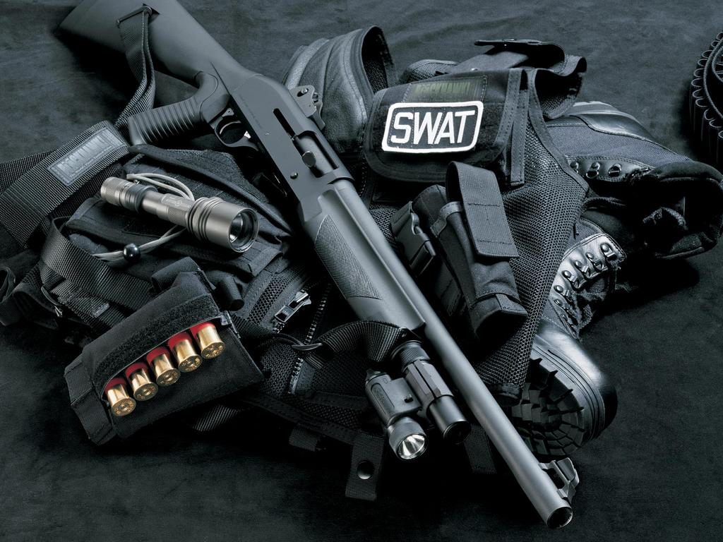 Special Weapons and Tactics (SWAT) Equipment | 10-33